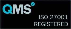 ISO-27001-Registered
